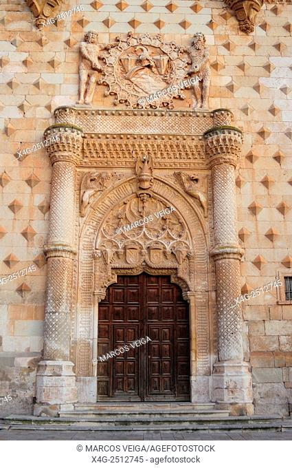 Palacio del Infantado. Guadalajara, Spain