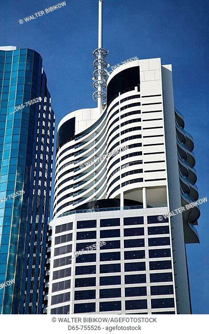 Australia - Queensland - Brisbane: Riparian Plaza Tower on Eagle Street