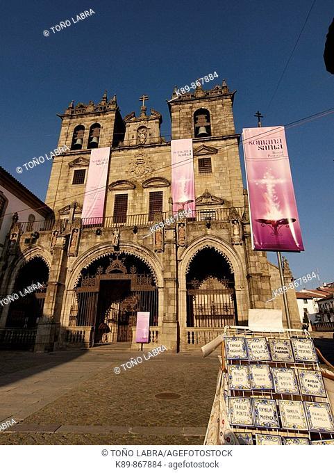 Sé Catedral. Braga. Portugal