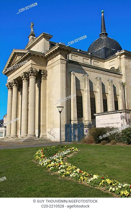 Madeleine Church, Rouen, 76000, Upper Normandy, France