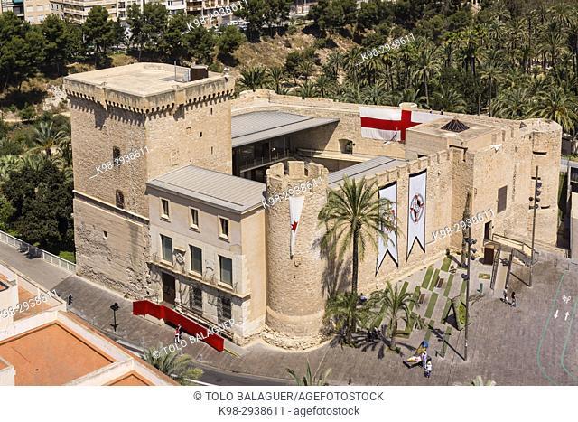 palacio de Altamira, Elche, Alicante, comunidad Valenciana, Spain, Europe