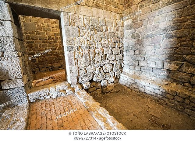 Pergamon Gymnasium. Ancient Greece. Asia Minor. Turkey