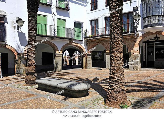 Plaza Grande. Zafra, Badajoz, Spain