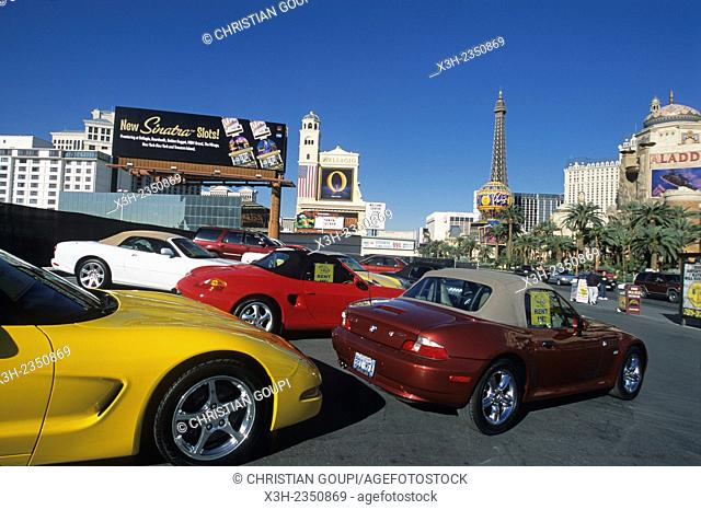 Las Vegas, state of Nevada, United States, North America