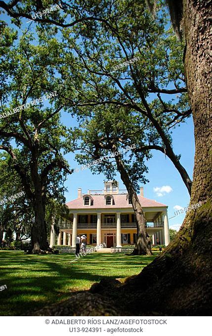 Houmas Plantation House, Darrow, Louisiana, United States