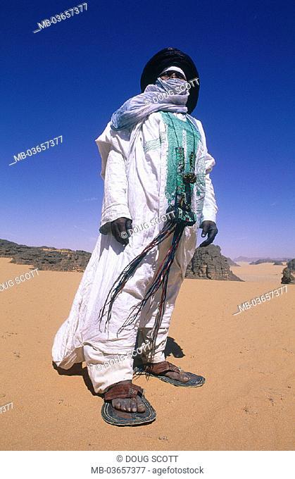 Algeria, Sahara, Tassili N'Ajjer national park