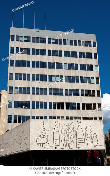 Col·legi d'Arquitectes de Barcelona, Barcelona, Spain