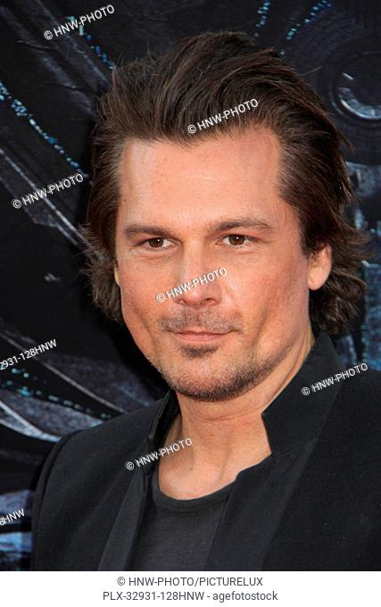 "Len Wiseman 06/20/2016 The Red Carpet Screening of Independence Day: Resurgence"" held at The TCL Chinese Theatre in Hollywood"