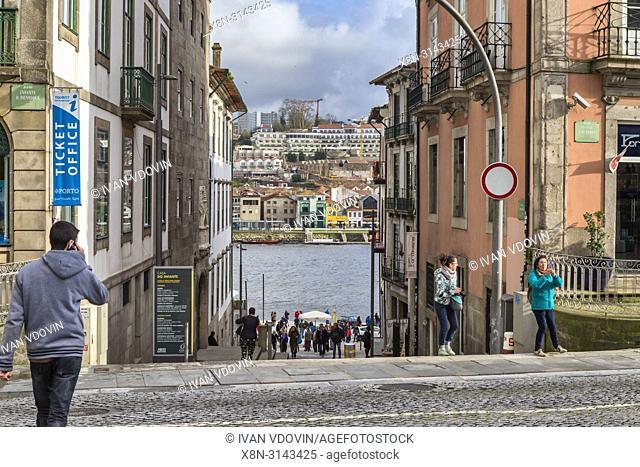 Old city, Porto, Portugal