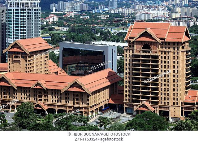 Malaysia, Kuala Lumpur, Royale Chulan Hotel, Chulan Tower