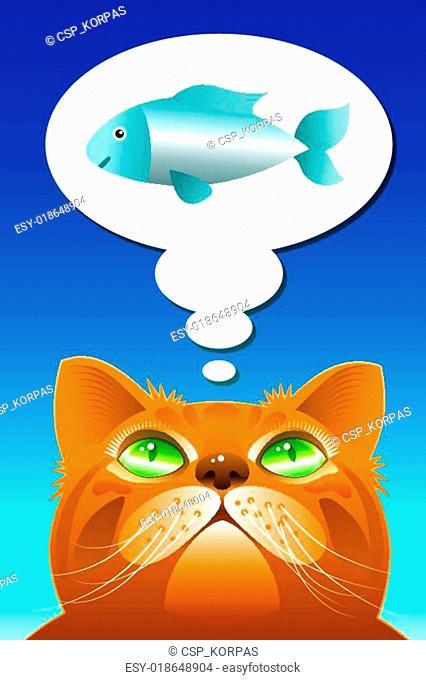 Cat the dreamer