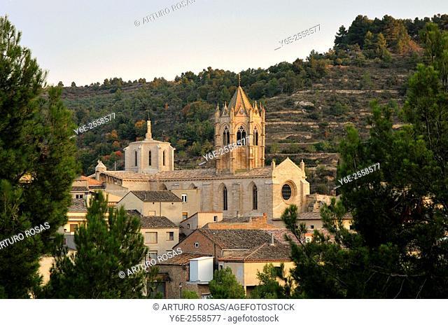 Vallbona de les Monges (Lleida), Spain