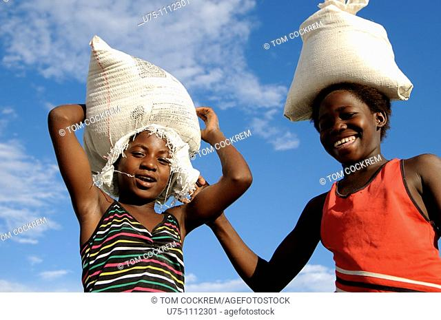 girls in ondangwa, namibia
