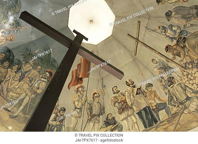 Philippines, Cebu, Cebu City, Magellan's Cross