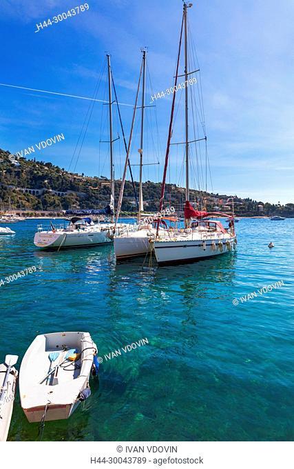 Villefranche-sur-Mer, Alpes-Maritimes department, Provence-Alpes-Cote d'Azur, French Riviera, France