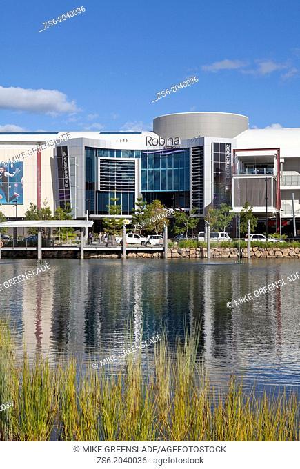 Robina Town Centre, Robina, Queensland, Australia