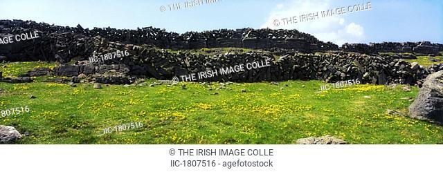 Aran Islands, Inishmore, Stone Wall