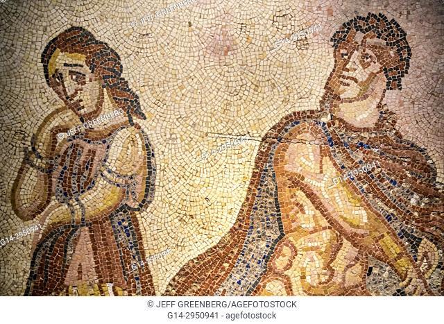 Portugal, Lisbon, Belem, Mosteiro dos Jeronimos, Jeronimos Monastery, National Archaeology Museum, Museu Nacional de Arqueologia, exhibition, Roman, antiquities