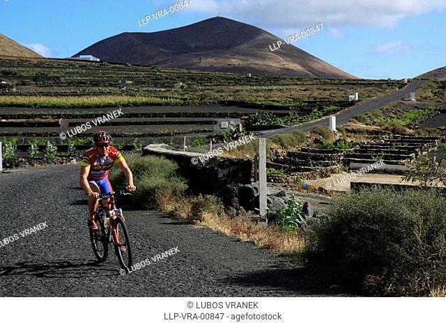 Bike, Lanzarote