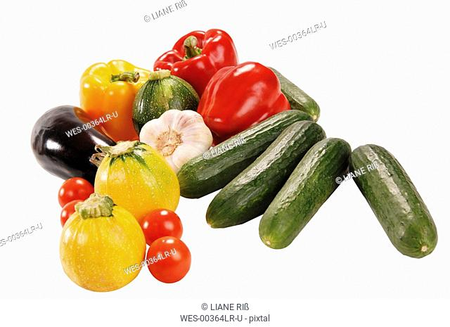 Various vegetables, close-up
