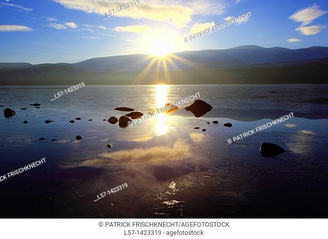 Loch Morlich, Cairngorms NP, Scotland