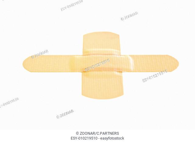 Stuck band-aid