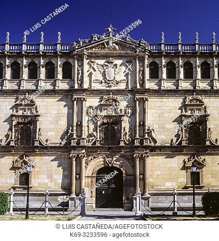 The University of Alcala de Henares (Madrid). Spain