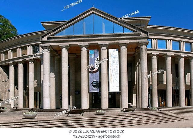 Palace of the Opera, La Coruña, Region of Galicia, Spain, Europe