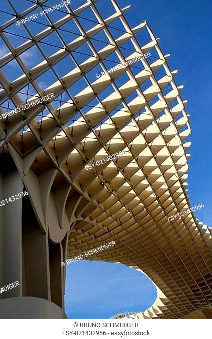 Metropol-Parasol in Sevilla