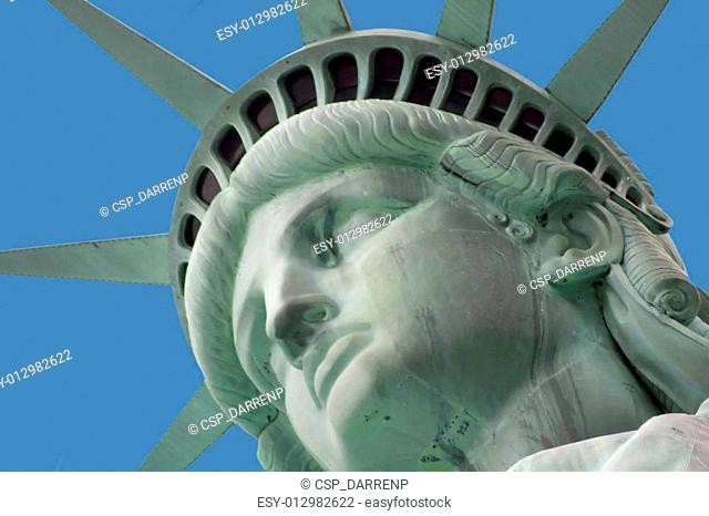 Liberty\'s head