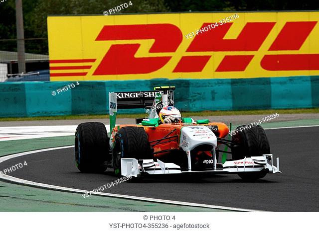 Paul di Resta GBR Force India VJM04