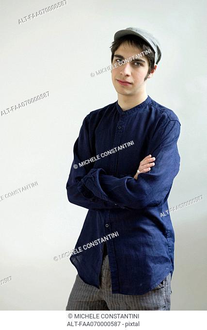 Male, portrait