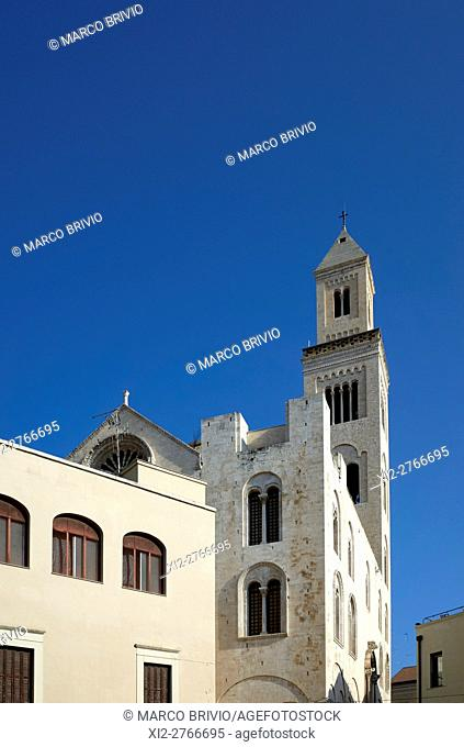 Bari Cathedral is the cathedral of Bari, in Apulia, southern Italy, senior to, though less famous than, the Basilica of St Nicholas (Basilica di San Nicola) in...