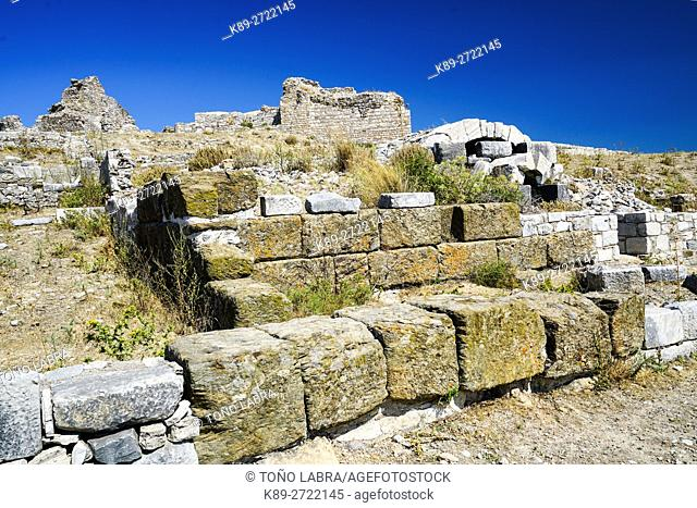 Miletus. Ancient Greece. Asia Minor. Turkey
