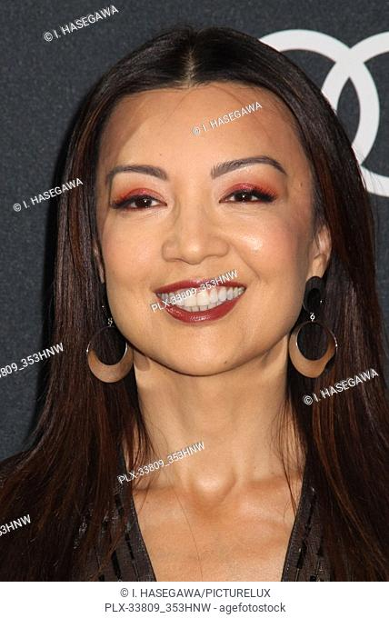 """Ming-Na Wen 04/22/2019 The world premiere of Marvel Studios' """"""""Avengers: Endgame"""""""" held at The Los Angeles Convention Center in Los Angeles, CA"""
