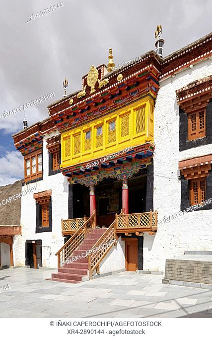 Likir Monastery, Kikir, Ladakh, India