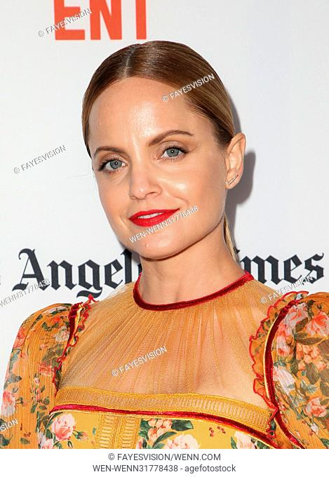 "2017 Los Angeles Film Festival - Premiere Of """"Becks"""" Featuring: Mena Suvari Where: Culver City, California, United States When: 15 Jun 2017 Credit:..."