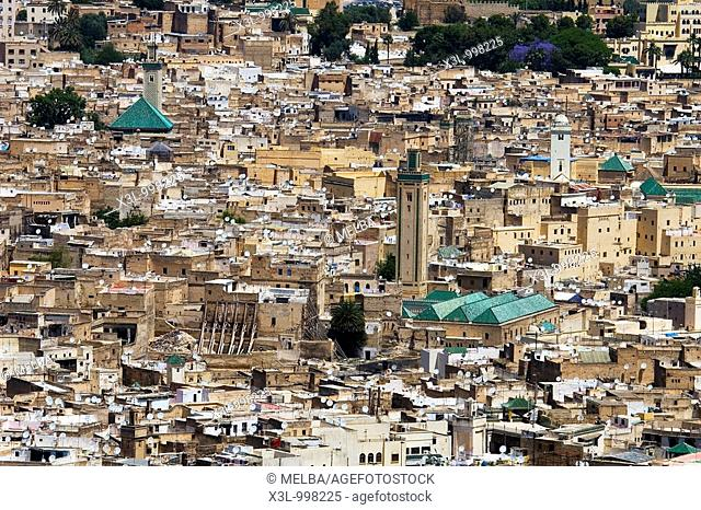 View of Fes, Morocco