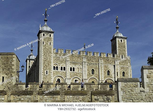 Tower of London, London; England; Great Britain