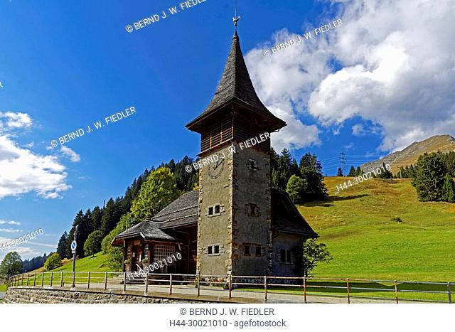 Kirche, Dorfkirche