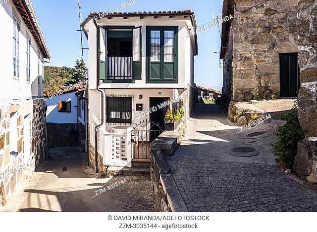 Traditional architecture. Vilanova dos Infantes (Celanova). Ourense. Galicia. Spain