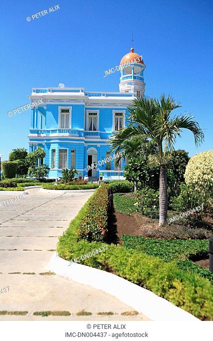 Cuba, Cienfuegos, hotel