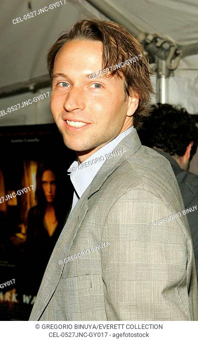 Matte Lemche at arrivals for Touchstone Pictures Dark Water Premiere, Clearview's Chelsea West Cinemas, New York, NY, June 27, 2005
