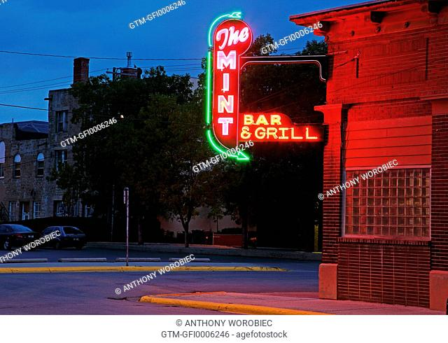 The Mint, Bar and Grill