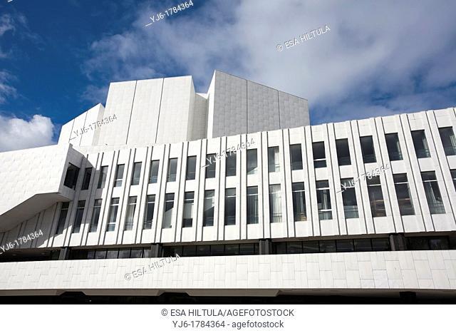 Finlandia Hall, Helsinki Finland