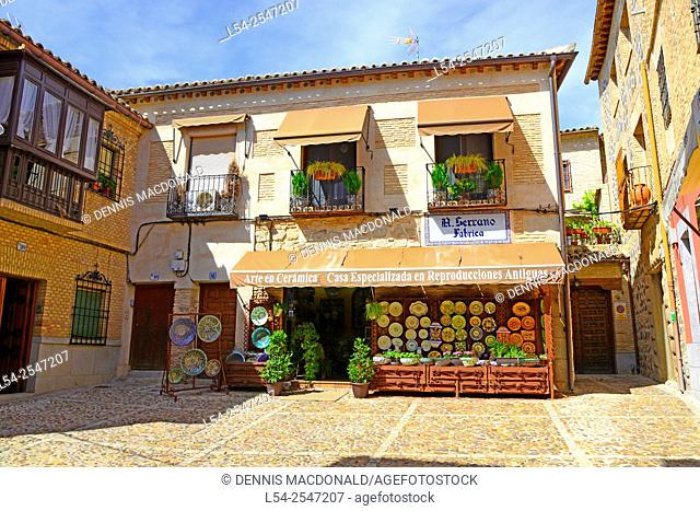 Shop Toledo Spain ES Walled City Castilla-La Mancha