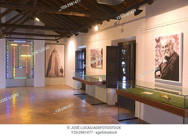 Birthplace - museum of the poet Federico Garcia Lorca, Fuente Vaqueros, Granada province, Region of Andalusia, Spain, Europe