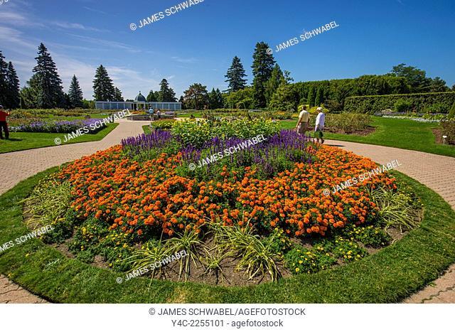 Niagara Parks School of Horticulture in Niagara Falls Ontario Canada