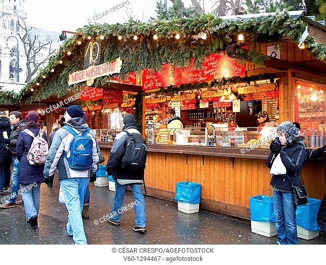 -Christmas in Wien- Austria