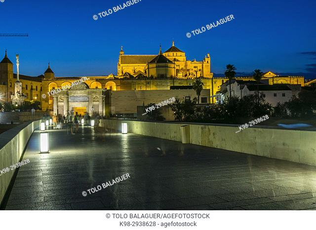Mosque-Cathedral of Córdoba, Andalucia, Spain